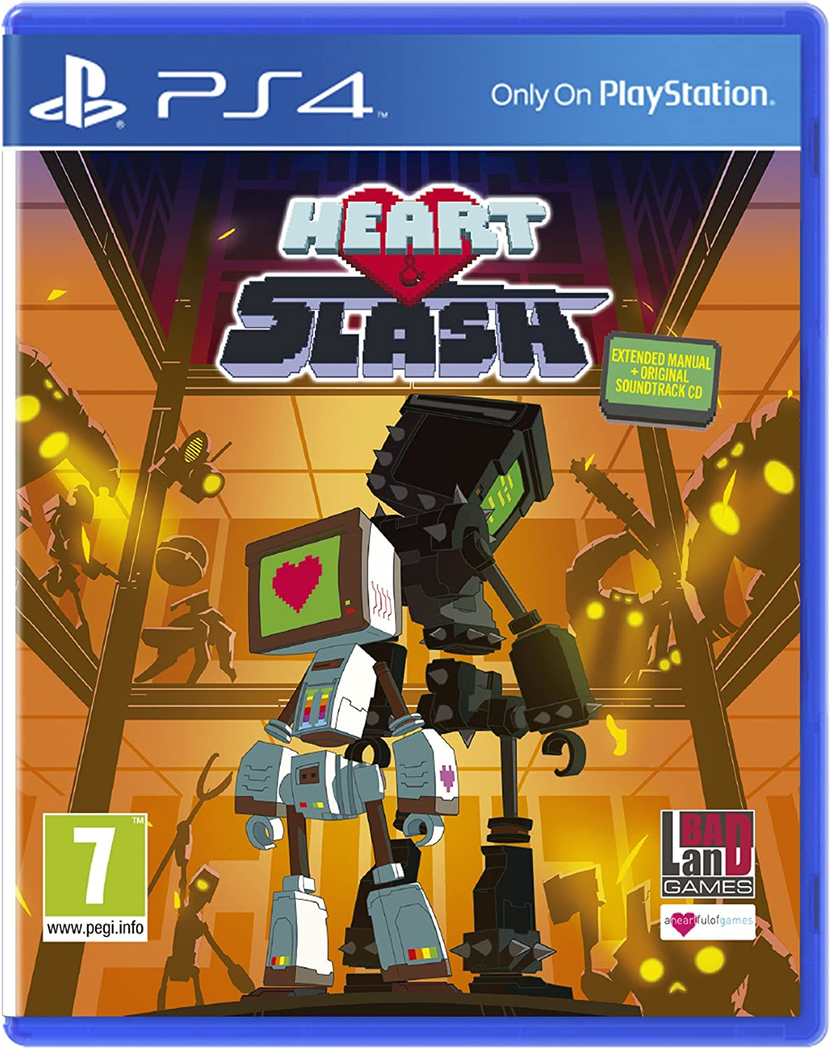 Heart and Slash (PS4): Amazon.co.uk: PC & Video Games