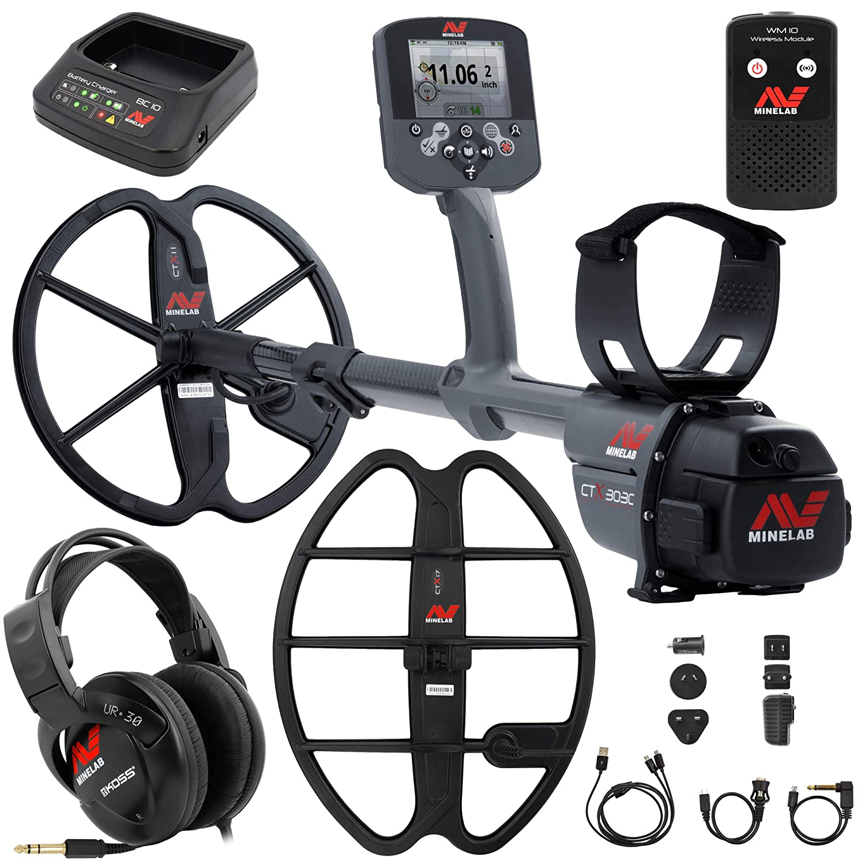 Amazon.com : Minelab CTX 3030 Underwater Detector Bundle 17
