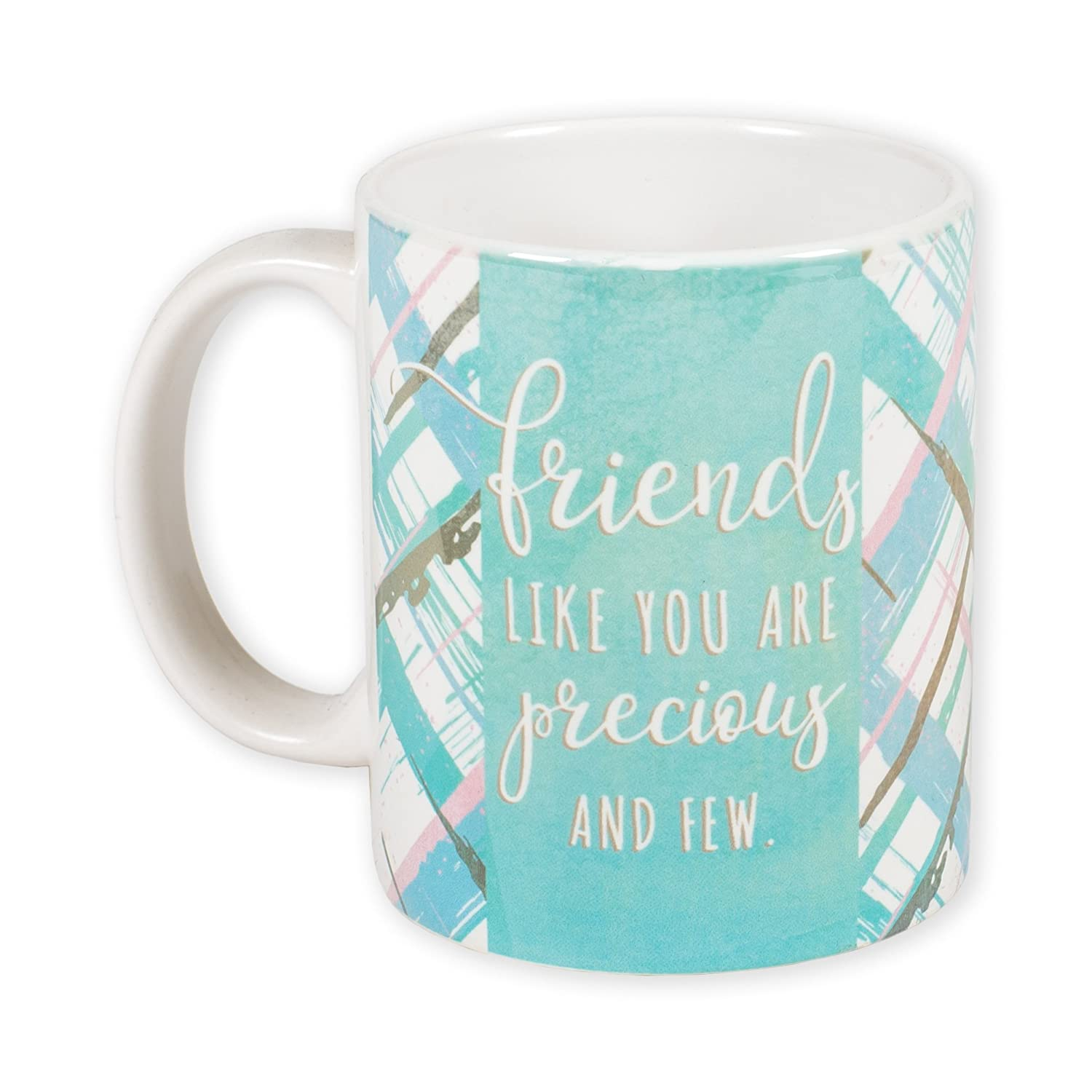 A Friend Like You Loves at All Times Proverbs 17:17 11 Ounce Ceramic Coffee Mug