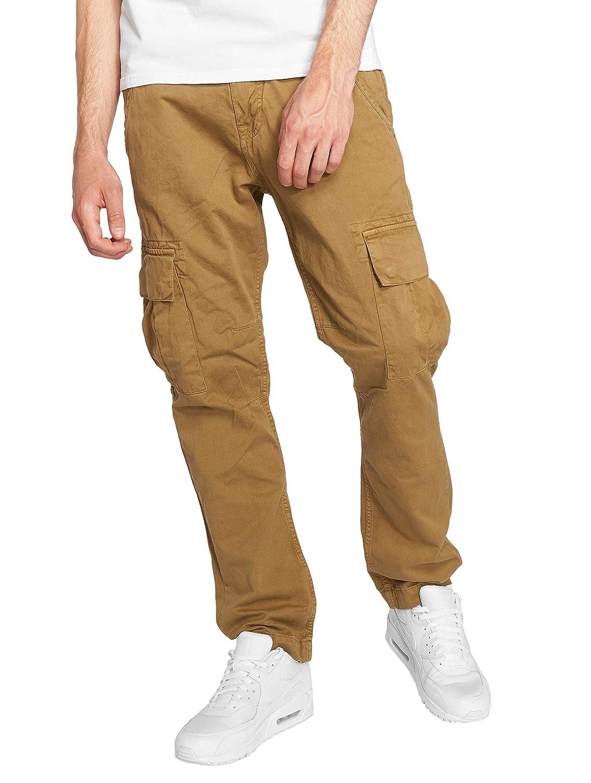 Dickies Herren Slim Straight Work Pants Sporthose Braun