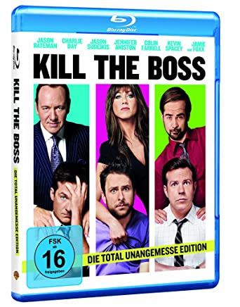 Kill the Boss [Alemania] [Blu-ray]
