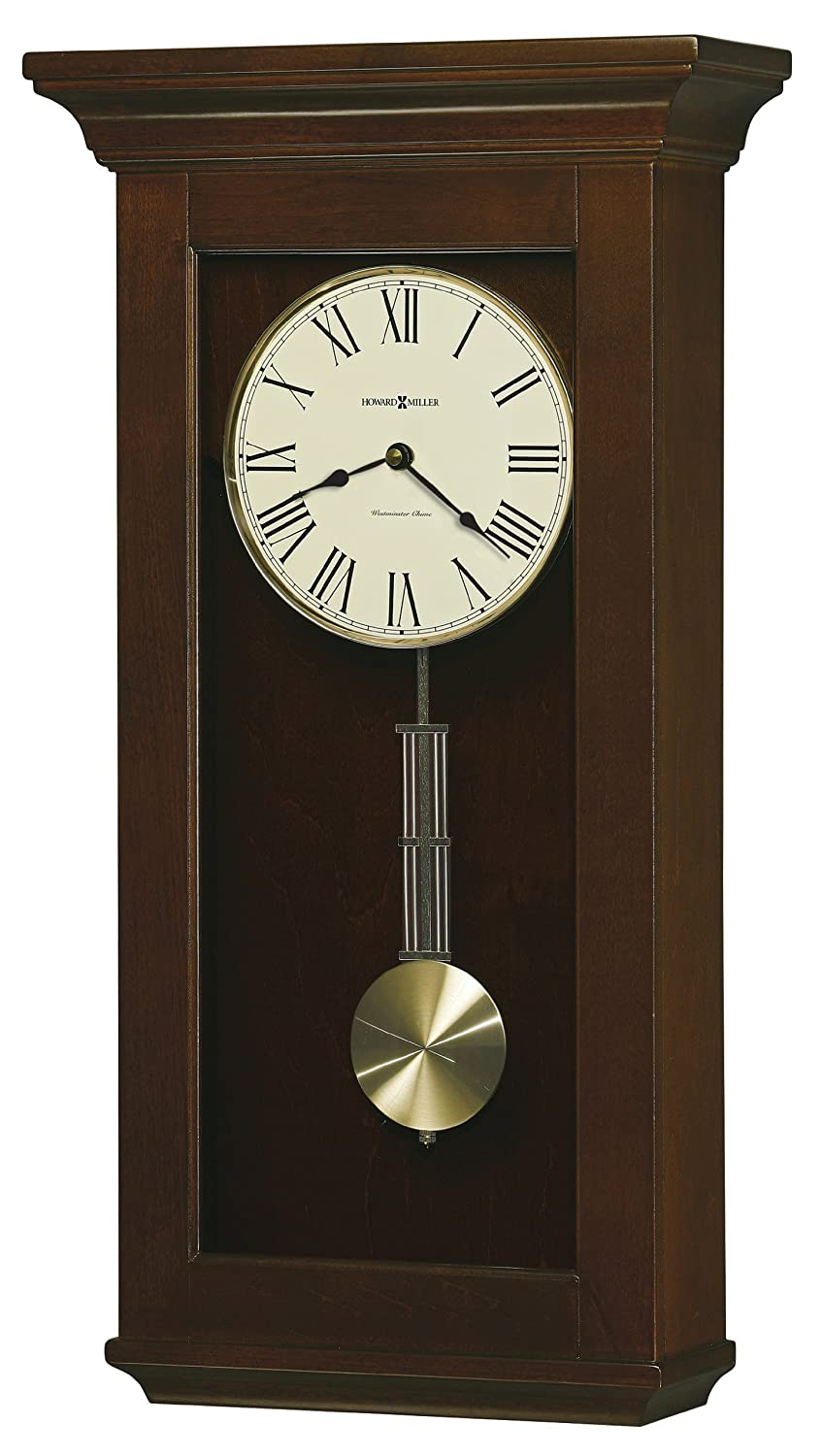 Wall clock kits amazon amazoncom howard miller 625468 continental wall clock by home amipublicfo Image collections