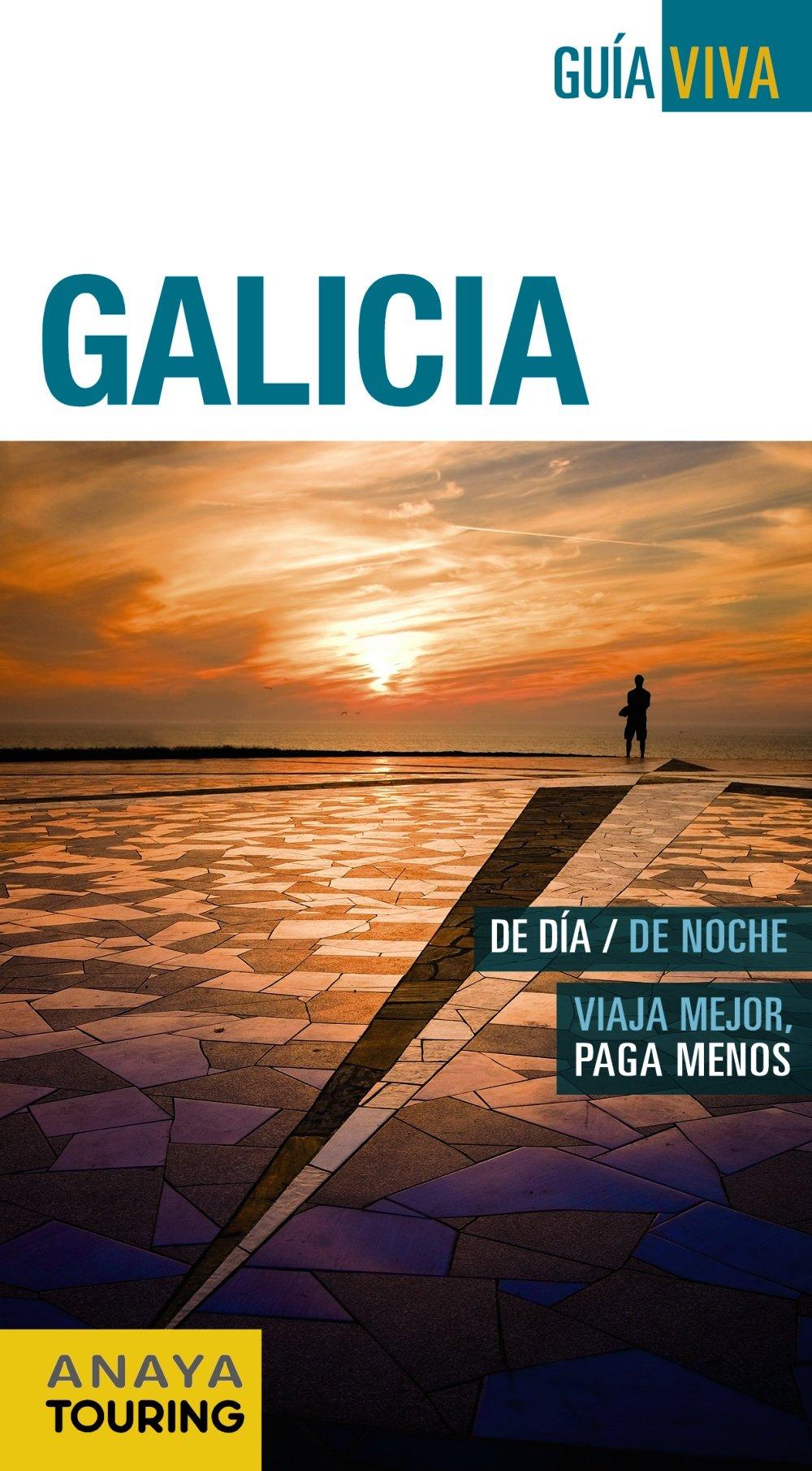 Galicia (Guía Viva - España): Amazon.es: Anaya Touring, Pombo Rodríguez, Antón: Libros