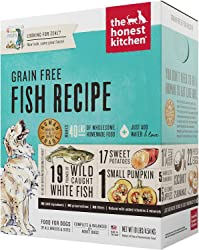 Honest Kitchen The Human Grade Grain Free Fish Dehydrated Dog Food