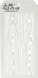 Sparkle 3 Mini Layering StencilsTim Holtz Set #44 Gingham Diamond Dot Designs