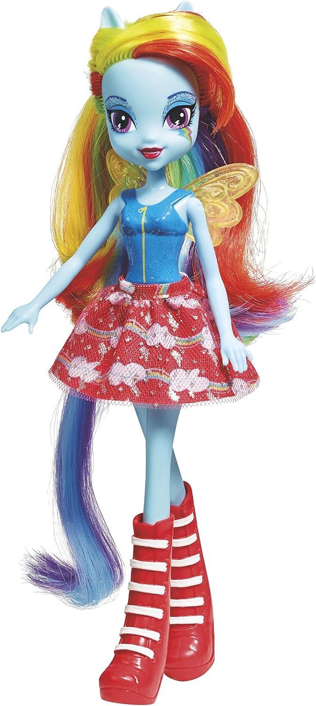Image 2 of My Little Pony Equestria Girls Rainbow Dash Doll, Hasbro