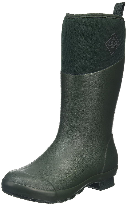 Muck Stiefel Damen Tremont Wellie Matte Mid Gummistiefel, Schwarz  | Neueste Technologie