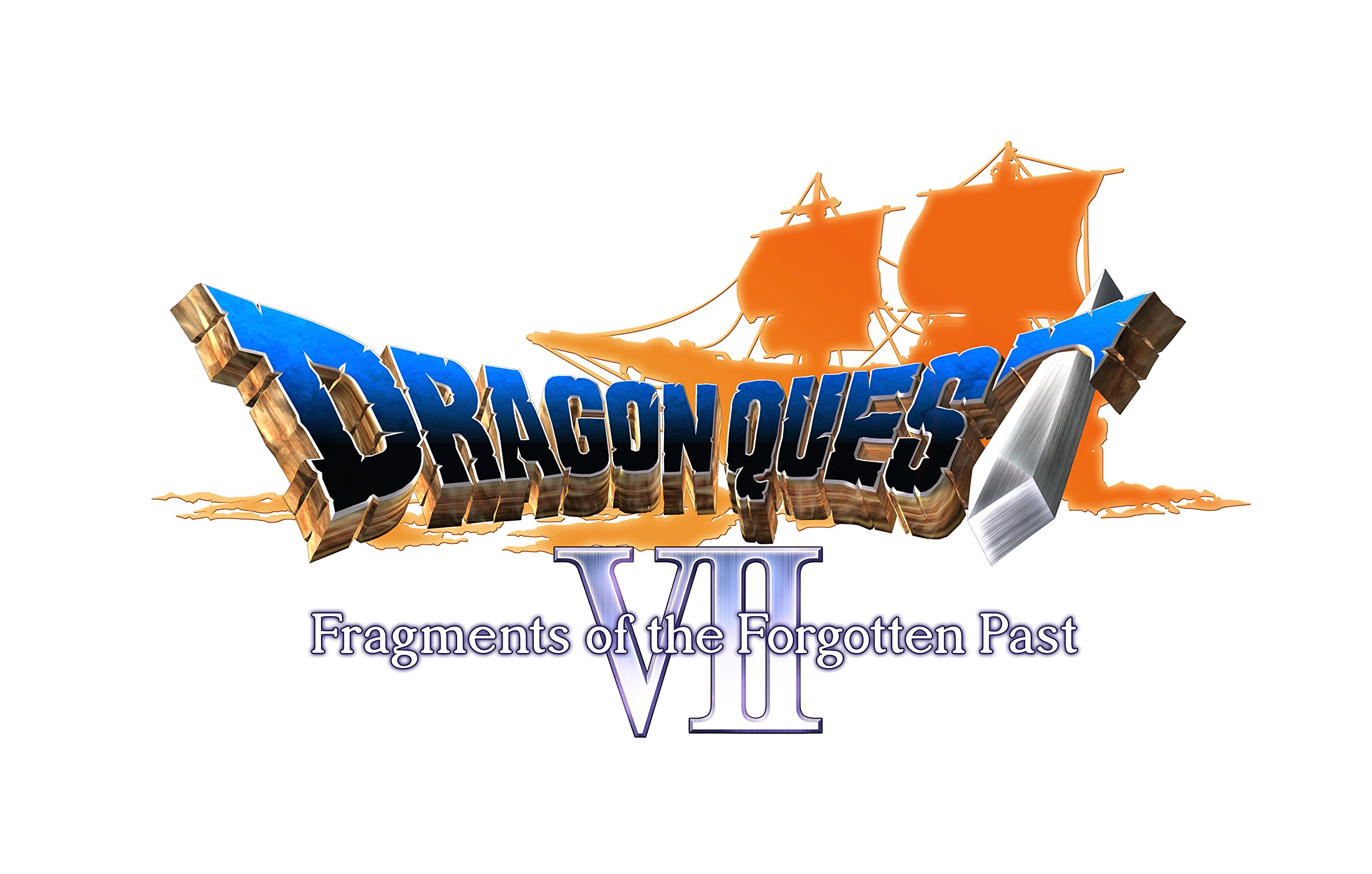 Dragon Quest VII: Fragments of the Forgotten Past - 3DS [Digital Code]