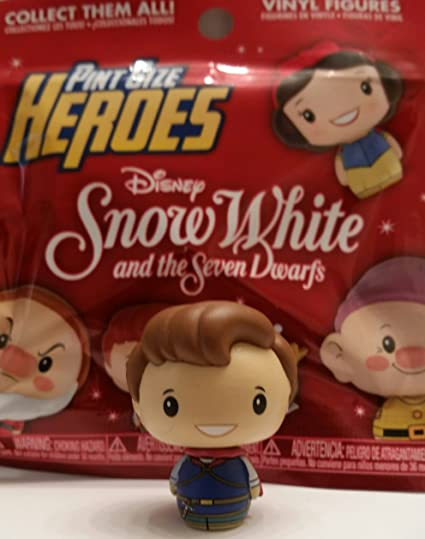 Funko Mystery VINILE Pint size Heroes SNOW WHITE Sneezy
