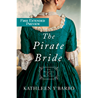 The Pirate Bride (Preview): Daughters of the Mayflower - Book 2 (English Edition)
