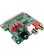 Inno-Maker Raspberry Pi HIFI DAC HAT PCM5122 Audio Module Sound Card Expansion Board for Raspberry Pi 3 B+ Pi Zero