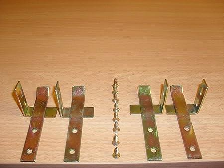 hidden concealed wall fireplace mantelpiece mantel mantle surround hanging fixing brackets rh amazon co uk