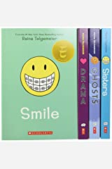 The Raina Telgemeier Collection (A Box Set) Paperback