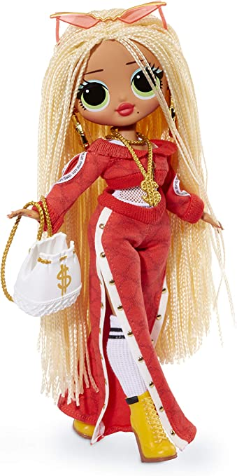Surprise O.M.G LADY DIVA LOL Doll 20 Surprises OMG New 2019 IN STOCK L.O.L