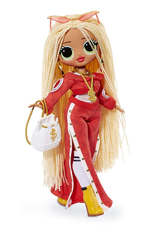 7979ed164552a LOL Surprise! OMG Swag Fashion Doll with 20 Surprises