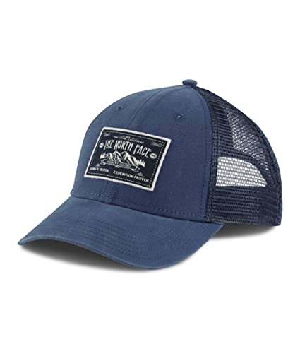 The North Face Mudder Trucker Gorra de béisbol, Hombre, Azul (Shady Blue)