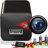 Spy Camera Charger   Hidden Camera   Premium Pack   Mini Spy Camera 1080p   USB Charger Camera   Hidden Spy Camera…