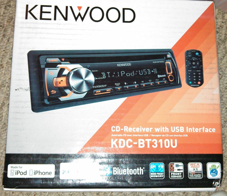 wiring diagram for a kenwood kdc bt310u wiring amazon com kenwood kdc 310u cd receiver bluetooth usb aux on wiring diagram for a