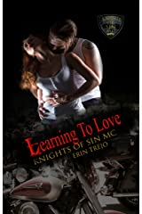 Learning to Love (Knights of Sin MC Book 2) Kindle Edition
