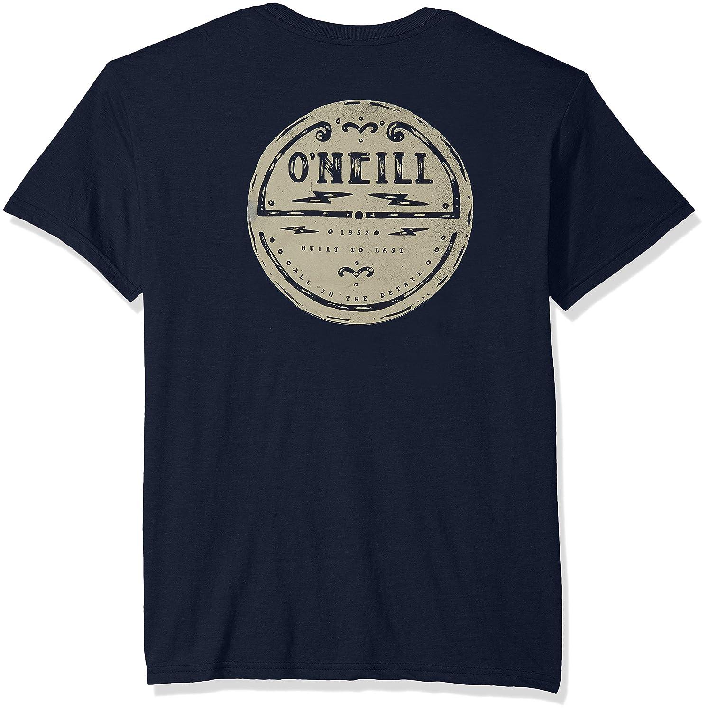 ONEILL Mens Modern Fit Pocket T-Shirt