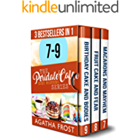 Peridale Cafe Cozy Mystery Series: Box Set III (Books 7-9)