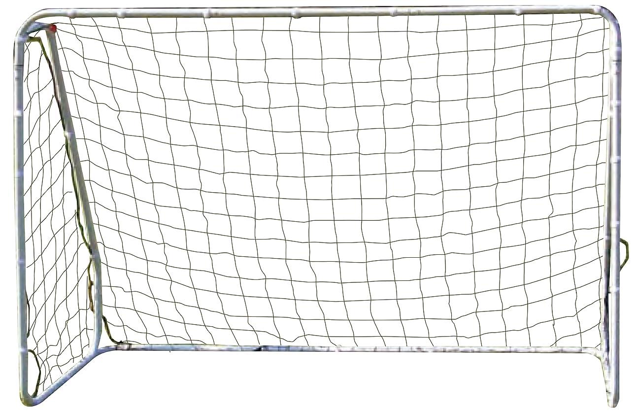 割合保証する優先[クイックプレイ] 組み立て式 フットサルゴール 3m×2m 公式サイズ MF2F UPVCフレーム 折りたたみ サッカー ゴール