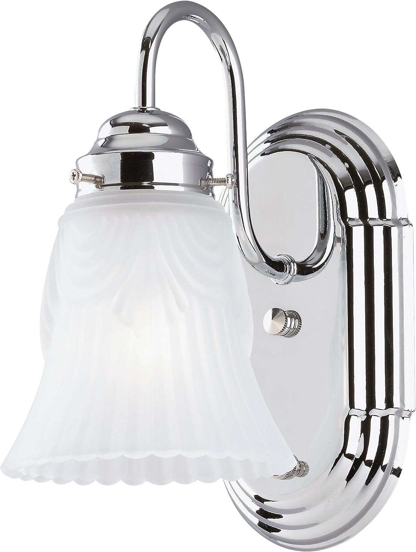 Westinghouse Lighting 1-Light Light Fixture, Chrome