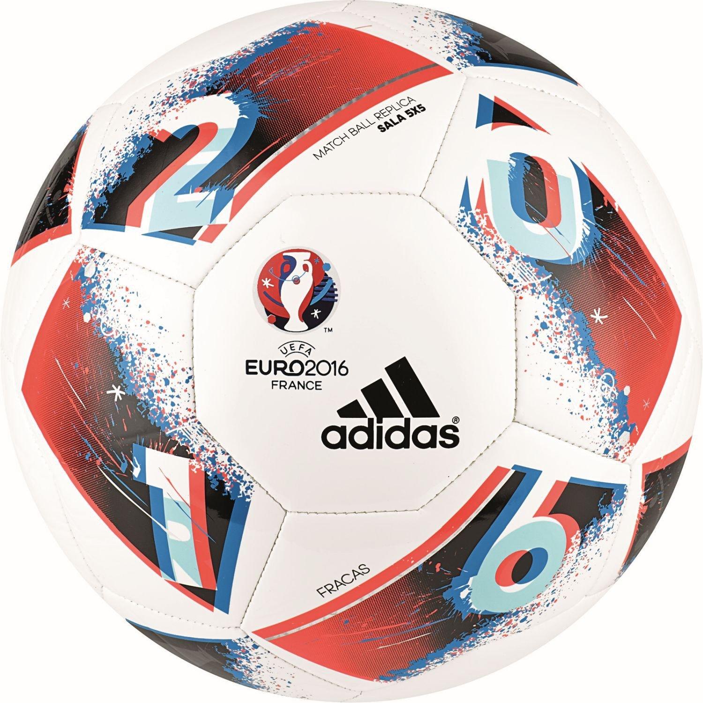 Adidas Euro 16 sala 5x5- Balón para jugar al fútbol sala AO4856