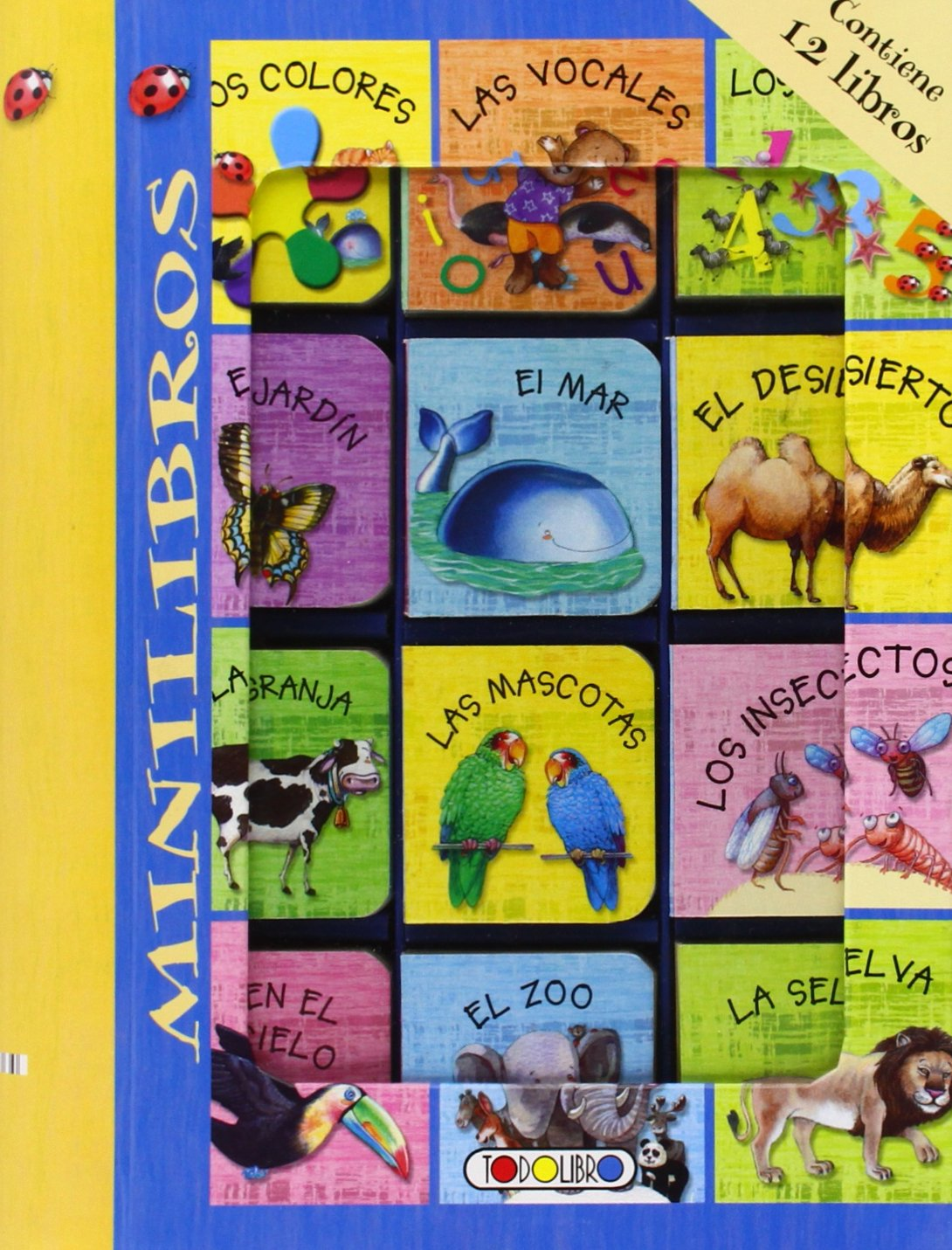 Read Online Minilibros (Libros de Iniciación) (Spanish Edition) ebook