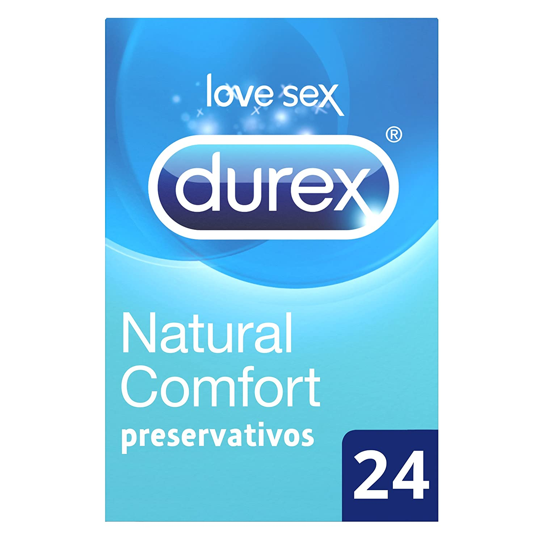 Durex Natural Comfort Preservativos - 24 Unidades: Amazon.es: Amazon Pantry