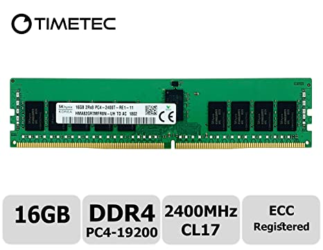 Amazon.com: Timetec Hynix 16 GB DDR4 2400 MHz PC4 – 19200 ...