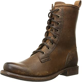4186f17c953 Amazon.com   FRYE Women's Veronica Combat Ankle Boot   Mid-Calf