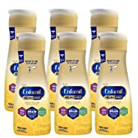 Enfamil NeuroPro Ready to Feed Baby Formula Milk, 32 Fluid Ounce (6 Count) - MFGM...