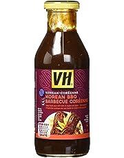 VH Korean BBQ Stir-Fry Sauce (12 Pack), 355 Milliliter