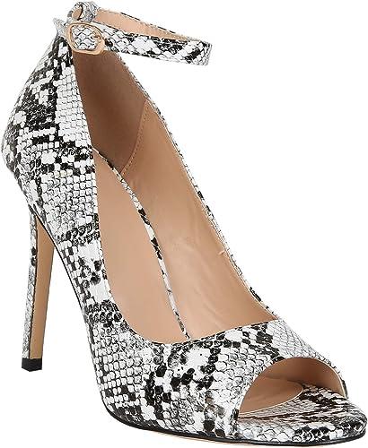 INC International Concept Leopard Stiletto Fashion Platform Dress Ankle Boots
