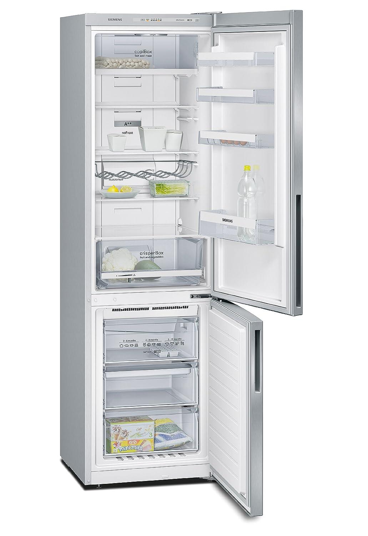 Siemens KG39NVI31 congeladora - Frigorífico (Independiente, Acero ...