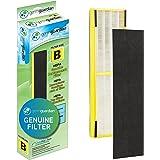 Germ Guardian FLT4825 HEPA GENUINE Air Purifier Replacement Filter B for GermGuardian AC4300BPTCA, AC4900CA, AC4825, AC4825DL