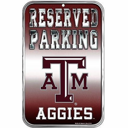 aeefe008114cc Amazon.com   Wincraft NCAA Texas A M University Plastic Sign