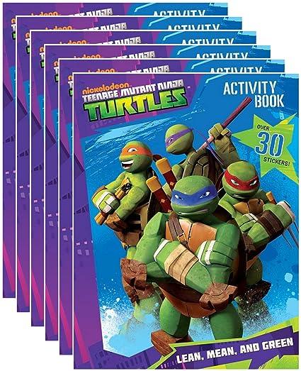 Bendon Nickelodeon - Libro de Actividades y Colorear con ...