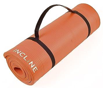Amazon.com: Incline tapete de espuma extra delgado y ...