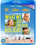 What We Did on Our Holiday (2014) (+ UV Copy) [ NON-USA FORMAT, Blu-Ray, Reg.B Import - United Kingdom ]
