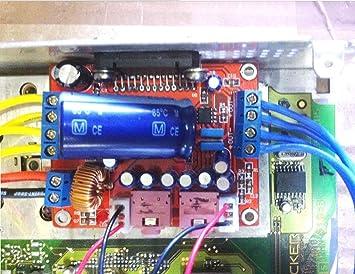 Kit reparación amplificador BM54 Becker BMW 3 5 7 Range Rover L322 75 mini