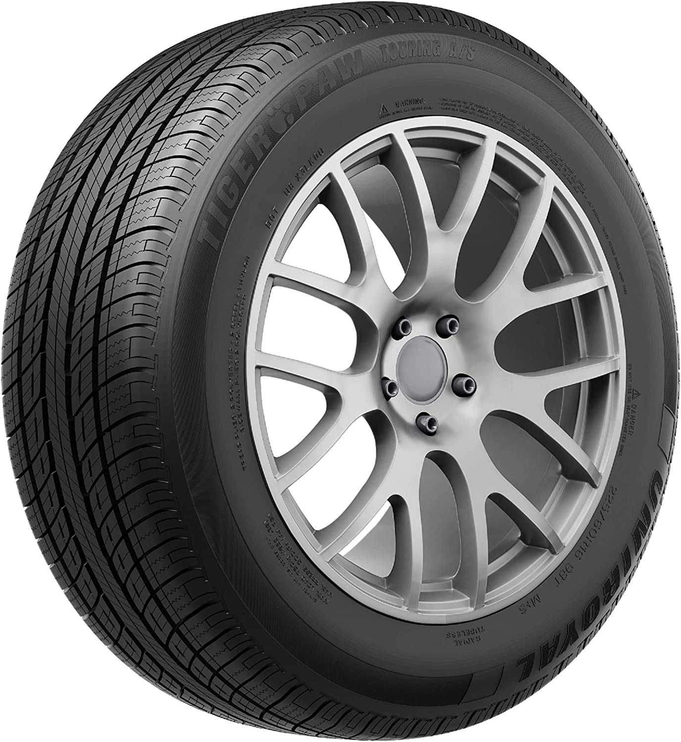 <strong>Uniroyal Tiger Paw Touring A/S All-Season Radial Tire</strong>}