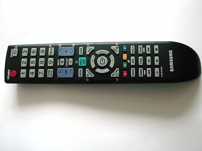 Samsung AA59-00484A - Mando a Distancia de Repuesto para TV, Color ...