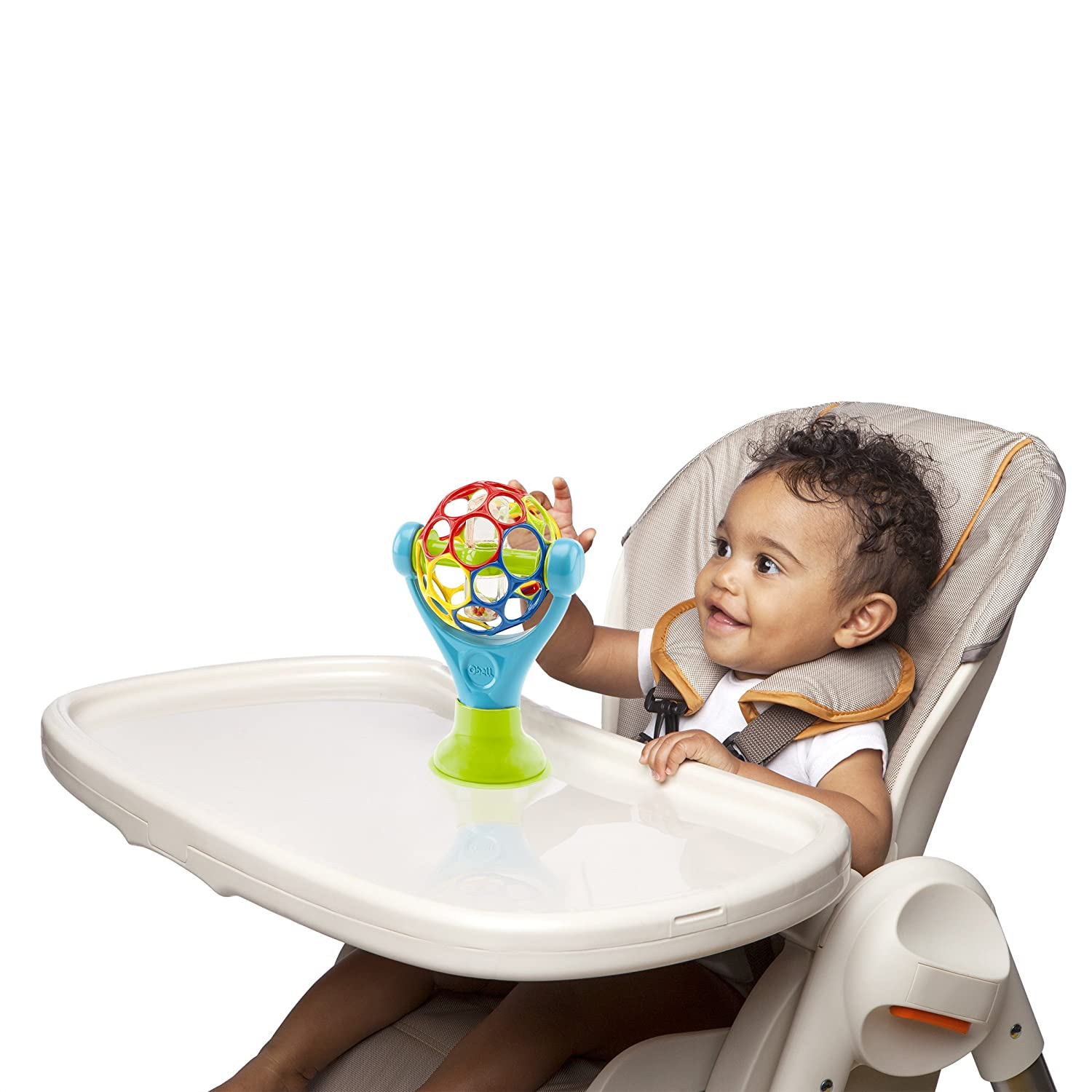 Amazon O Ball Grip and Play Suction Toy Baby