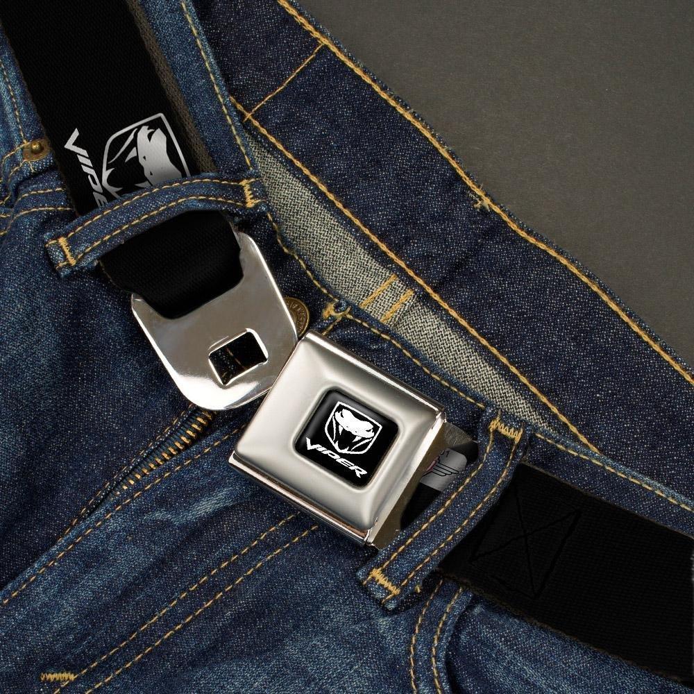 Buckle-Down Seatbelt Belt Viper Regular