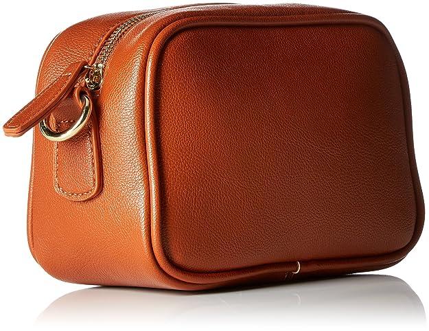 Esprit 097ea1o030, Sacs portés épaule femme, Braun (Rust Brown), 9x13x19,5 cm (B x H T)