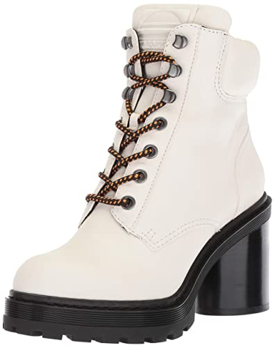 6cb4d545569 Amazon.com | Marc Jacobs Women's Crosby Hiking Boot Ankle, White ...