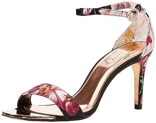 Mylli Tobillo Correa Tacon Ted Zapatos Para Y Con Baker De Mujer 75FYYxq8