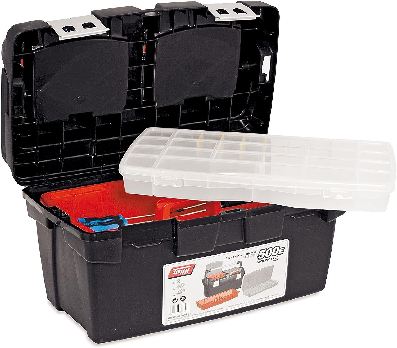 Tayg Caja herramientas n. 500-E, 500 x 295 x 270 mm: Amazon.es ...